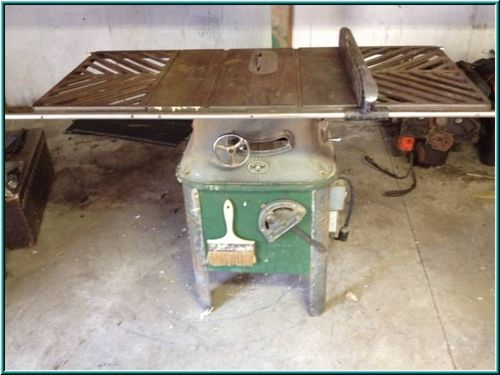 Tool Restorations #4: Vintage Beaver 3200 Table Saw   Pre Rockwell   By  BigFoot Products Canada @ LumberJocks.com ~ Woodworking Community