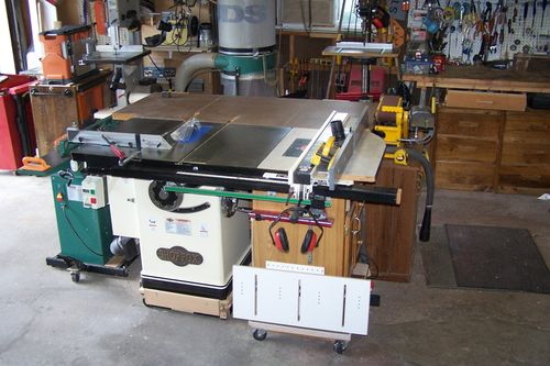 Making Router Table Insert For Table Saw By