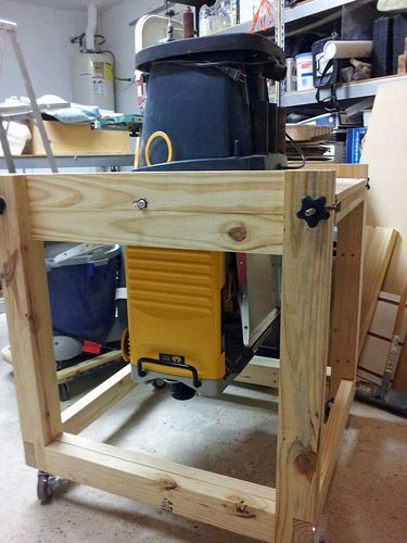 Best Way To Build A Mobile Tool Stand By Craftsman70