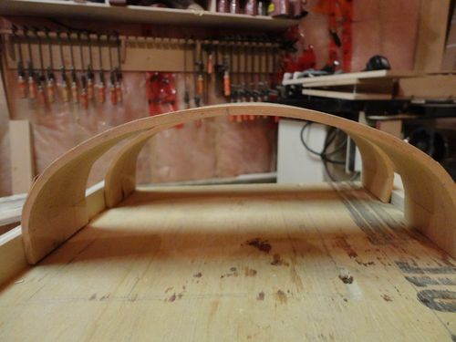 MICRO WAVE STEAM BENDING AND JIG. MICRO WAVE STEAM BENDING AND JIG   by kiefer   LumberJocks com