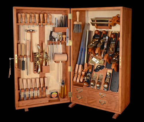 Mike & Tool storage of your dreams - by live4ever @ LumberJocks.com ...
