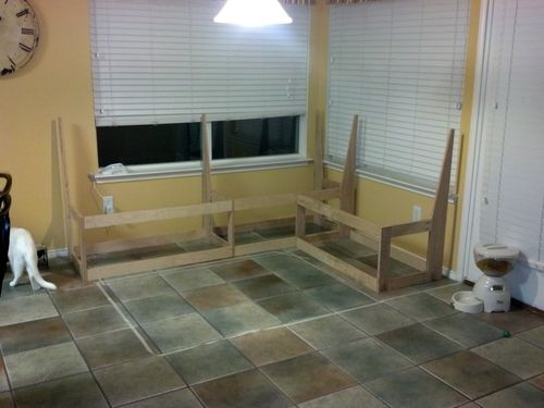 Banquette Build....my First Furniture Attempt #1: The Beginning