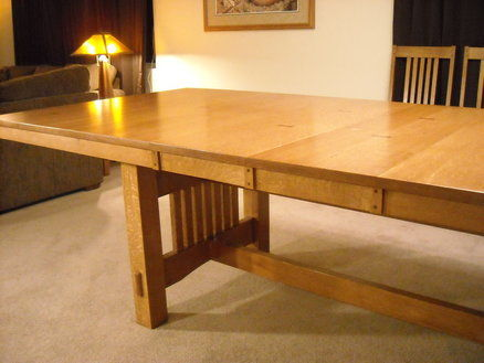 Best Finish For White Oak Table By Brantley