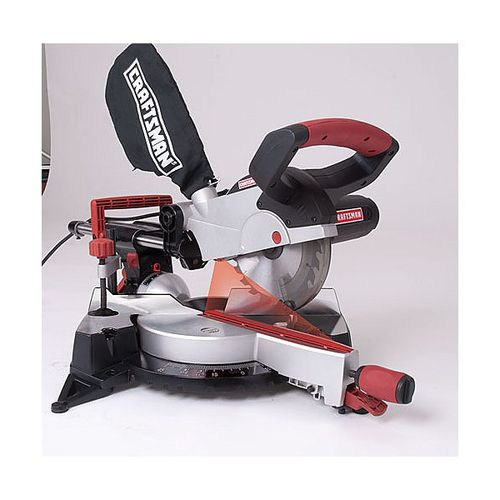 Craftsman 7 14 inch sliding compound miter saw by tedstor craftsman 7 14 inch sliding compound miter saw by tedstor lumberjocks woodworking community greentooth Image collections