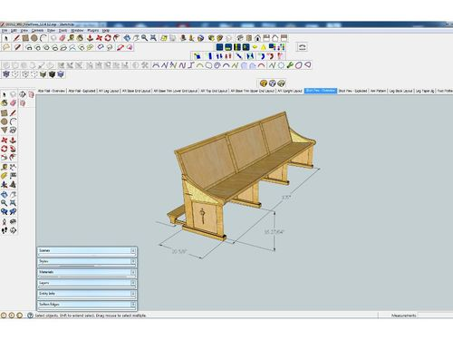 How Does One Learn Sketchup By Don46 Lumberjocks Com