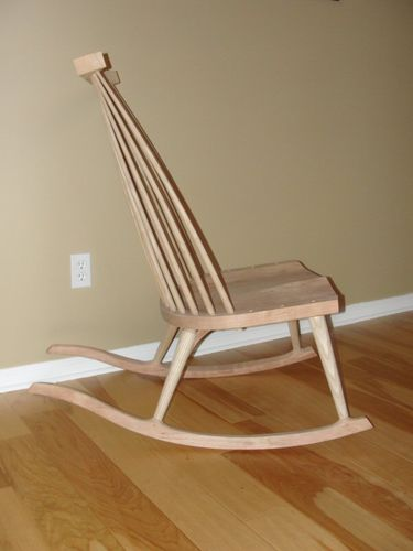 Attrayant Need Advice On Complicated Rocking Chair Assembly   By DustyMark @  LumberJocks.com ~ Woodworking Community