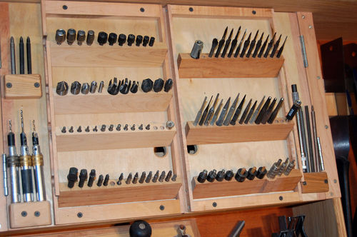 Tool Cabinet Increases Storage By 350 Percent By