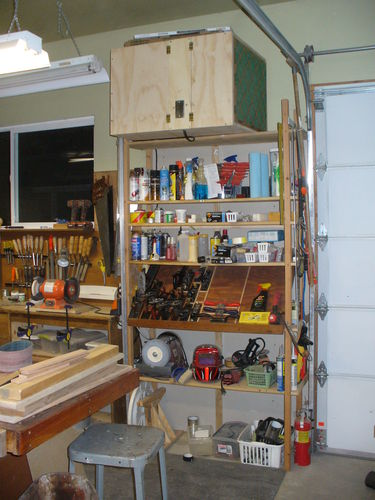 Another Home Made Shop Air Cleaner It Blows Big Time By B2rtch Lumberjocks Com Woodworking Community