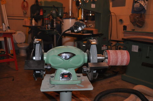 Flex Shaft Sander By Justinwdemoss Lumberjocks Com