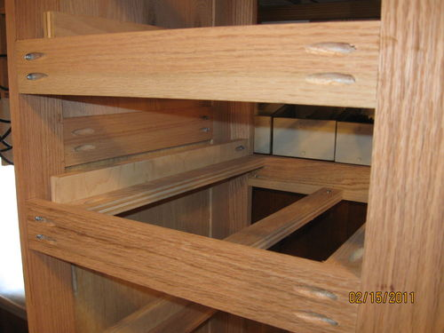 Drawer slides by enurdat lumberjocks