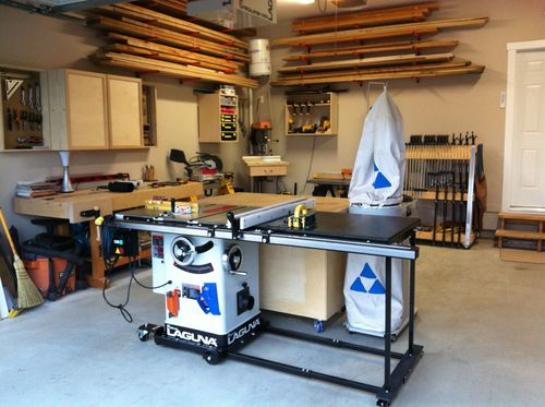 Review: Very Happy with my new table saw - by Don @ LumberJocks ...
