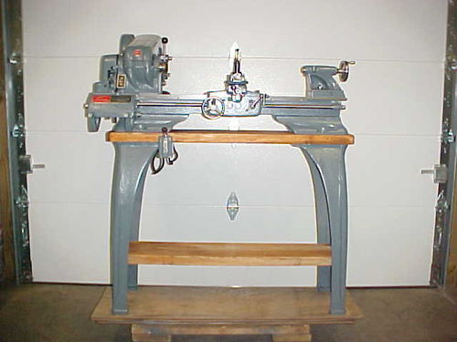 Castiron lathe stand available MN by REO LumberJocks