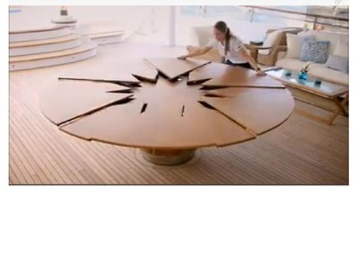 Bon Amazing Round Table!   By George_SA @ LumberJocks.com ~ Woodworking  Community