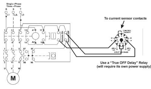 mjahmv5 time delay relay wiring diagram efcaviation com dayton off delay timer wiring diagram at et-consult.org