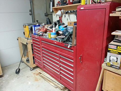 Harbor Freight 44 Quot Roller Cabinet By Capturedlive