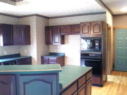 My Newly finished Craftsman style Kitchen is finally