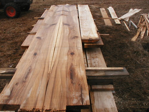 Book match elm planks lumber for sale by sprucegum for Decking planks for sale