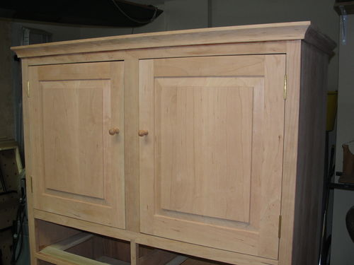 Building a Dr. White\'s Chest #7: Raised Panel Doors - by DustyMark ...
