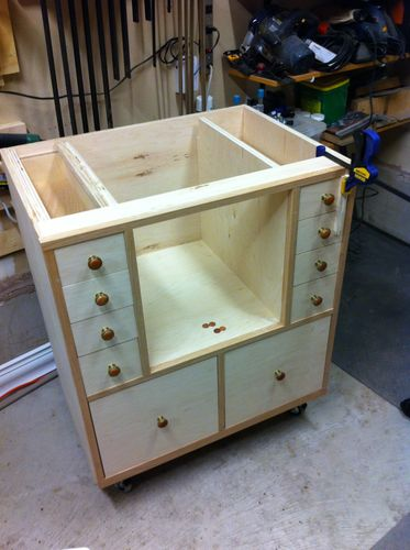 Nitrogen Bench Top Cabinet ~ Norm abram router table cabinet top by litrenta