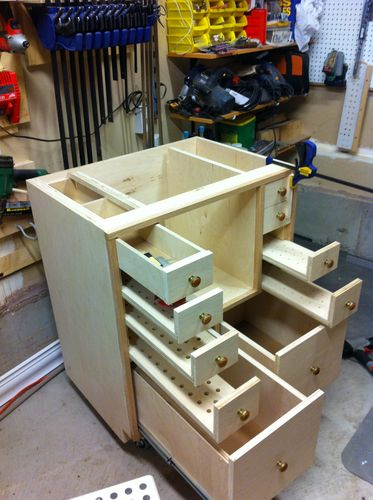 Norm Abram Router Table 1 Cabinet Amp Top By Litrenta