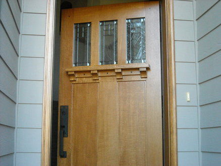Exterior Clear Finish For Wood Doors For Southern California By