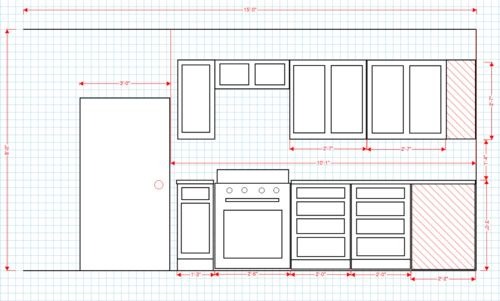 Kitchen Cabinet Build #1: About the Planning Phase... - by Brohymn62 ...