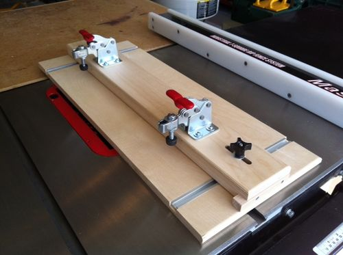 Table Saw Tapering Jig By Nwbusa Lumberjocks Com