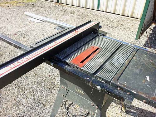 Craftsman 113 table saw fence upgrade by sirgreggins 1 on the vega pro 40 i put one on my old saw and it worked great keyboard keysfo Image collections