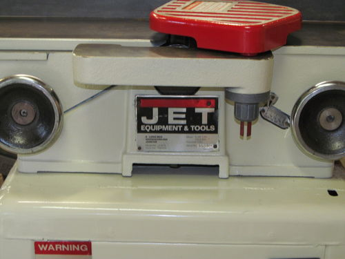 Looking At A Used Jet Jj 6csx Jointer By Seattled