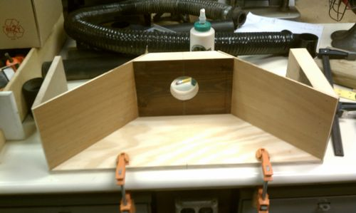 My Take On Miter Saw Dust Collection By Eengineer
