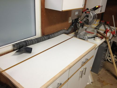Workshop Countertop Materials : Material Recommendations for workshop cabinet countertops - by GerardW ...