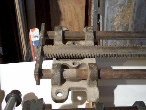 Parts For Old Columbian Vise By Hardknots Lumberjocks