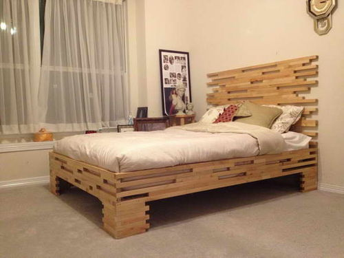 best and no so expensive wood for a bed by mc73 woodworking community. Black Bedroom Furniture Sets. Home Design Ideas