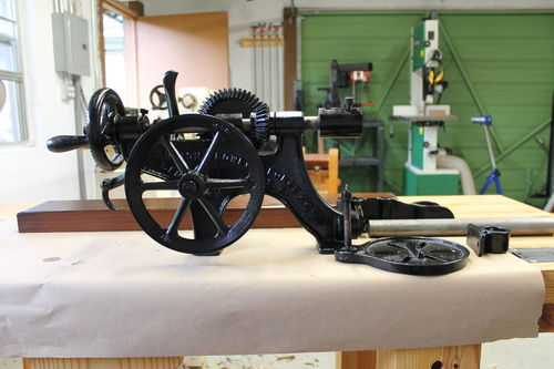 Champion Blower and Forge 102 Post Drill Rehab #4: Almost There - by