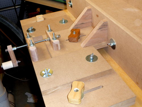 Router Table Re Do 1 The Fence By Huckd Lumberjocks