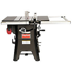 Dayton table saw any good by bkillen for 10 cast iron table saw r4512