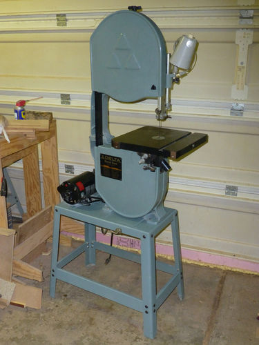 Delta 14 Quot Bandsaw Usa Made By Ger21 Lumberjocks Com