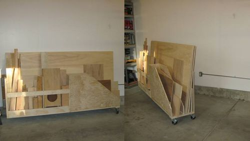 How Do You 4x8 Plywood Sheets In Your Tiny By Jason White