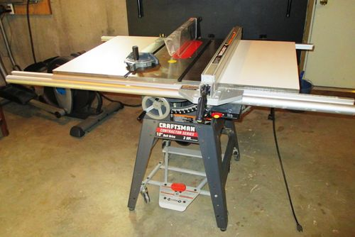 Upgrade Dewalt 7480 Table Saw Power Tools Wood Talk Online