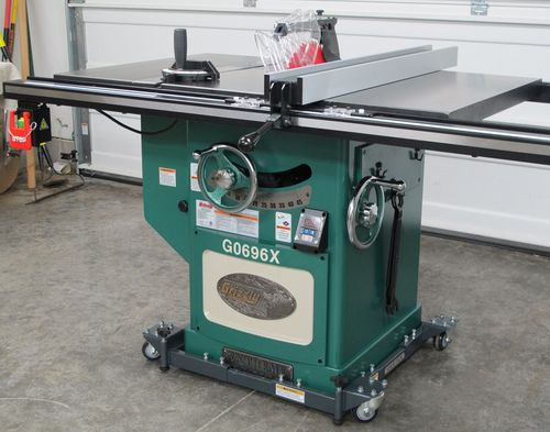 175 vs 3 hp table saw by jonsprague0000 lumberjocks buy this instead 5hp 12 with 1 arbor and 4830 two inch thick cast iron top then spend the money you save on saw blades or wood greentooth Choice Image