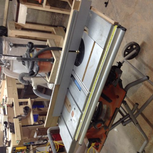 Advice requested building a router table extension onto a table on the router table way more then on the table saw in my experience sorry for the sideways pics no matter what i try ljs does not like my iphone greentooth Choice Image