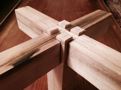 Japanese Woodwork Joints Twisted Dovetail Joint Japanese Joinery