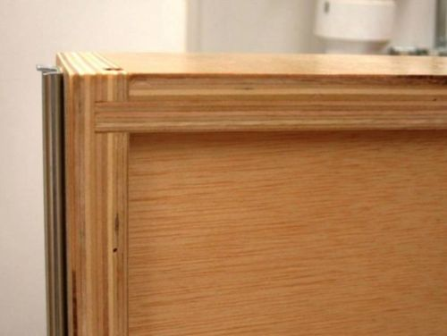A version of a rabbet joint I d use is the locking rabbet & Pinned Box Joint? - by RippKutt @ LumberJocks.com ~ woodworking ...