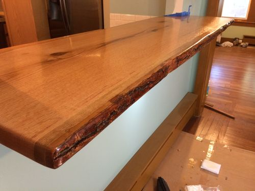 Is Spar Varnish Okay To Put On Top Of Quick Drying Polyurethane?   By  Canofworms @ LumberJocks.com ~ Woodworking Community