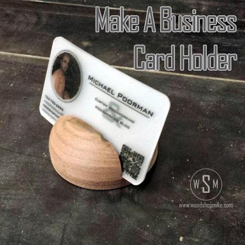 How to make a wooden business card holder by woodshopmike how to make a wooden business card holder by woodshopmike lumberjocks woodworking community reheart Image collections