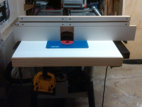 Table Saw Router Extension Delta 36 725 By Ericlew