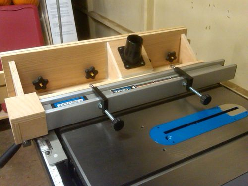 Table saw router extension delta 36 725 by ericlew lumberjocks the table and fence were a lot of fun to build and will get a lot of use greentooth Choice Image