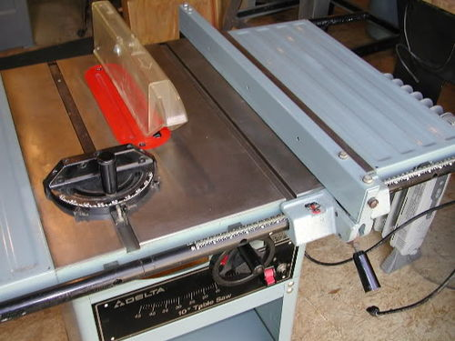 delta table saw 34-670  2