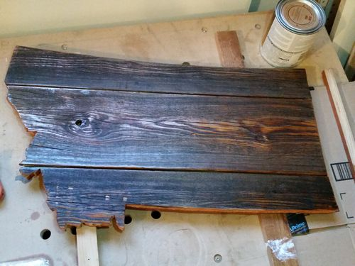How To Finish The Wood And Keep The Patina By Jenine