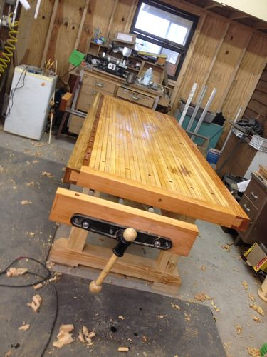 New Bench Questions From A Woodworking Newbie By Trento